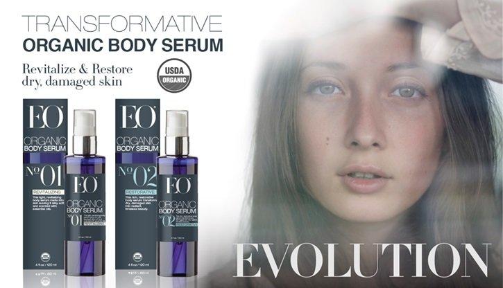 Отличная новость — марка EO Products выпустила масло для тела