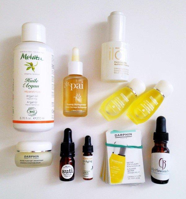 Face oils: чем я сейчас умасливаю свое лицо