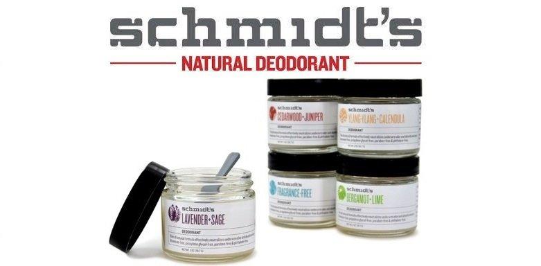 Натуральный дезодорант Schmidt's — я заинтригована