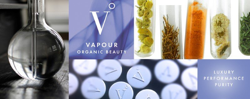 Знакомство с маркой Vapour Organic Beauty — красота без компромиссов