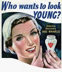 beauty cream vintage