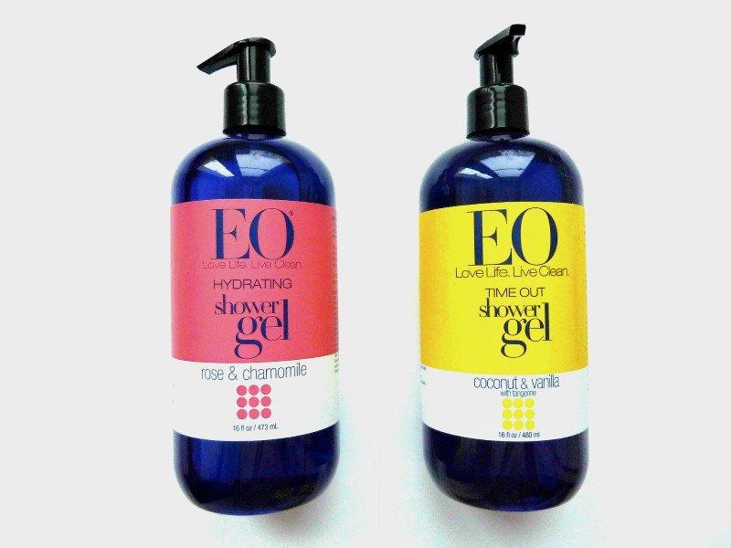 Мой обзор: гели для душа от EO Products