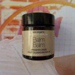 Мой обзор: очищающий бальзам Balm Balm Frankincense Deep Cleansing Balm