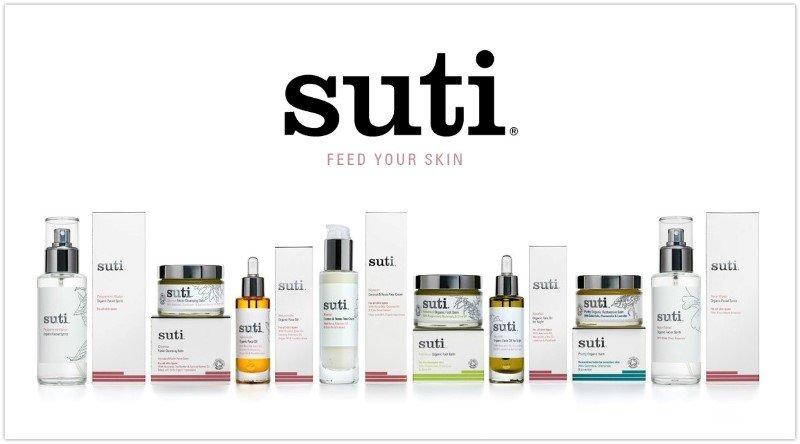 Британская марка Suti — накормите вашу кожу