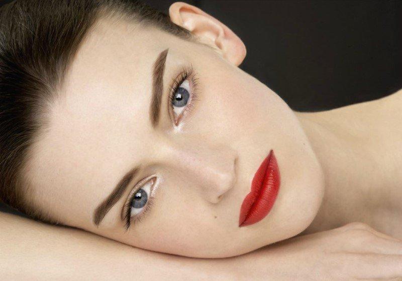 Эко макияж от натурального визажиста Sheri Stroh