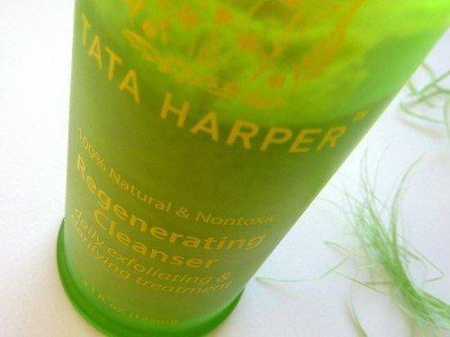 Мой отзыв: очищающее средство Tata Harper Regenerating Cleanser