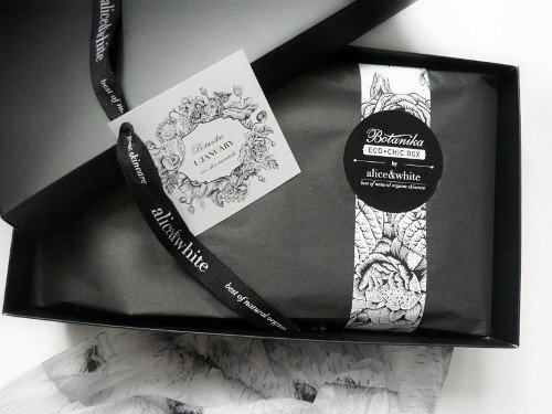 Бьюти бокс Botanika от магазина Alice&White