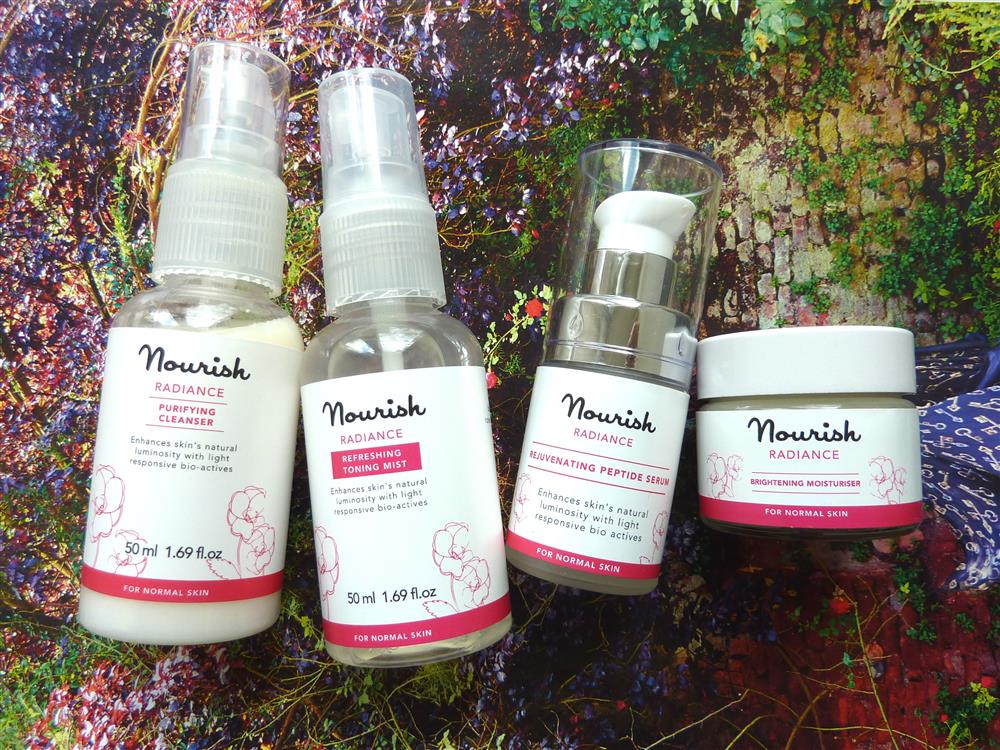 nourish radiance kit main