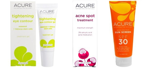 acure new products