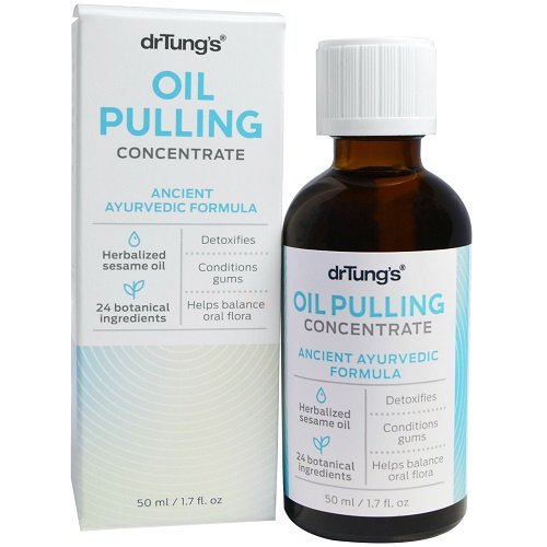 dr tungs oil pulling