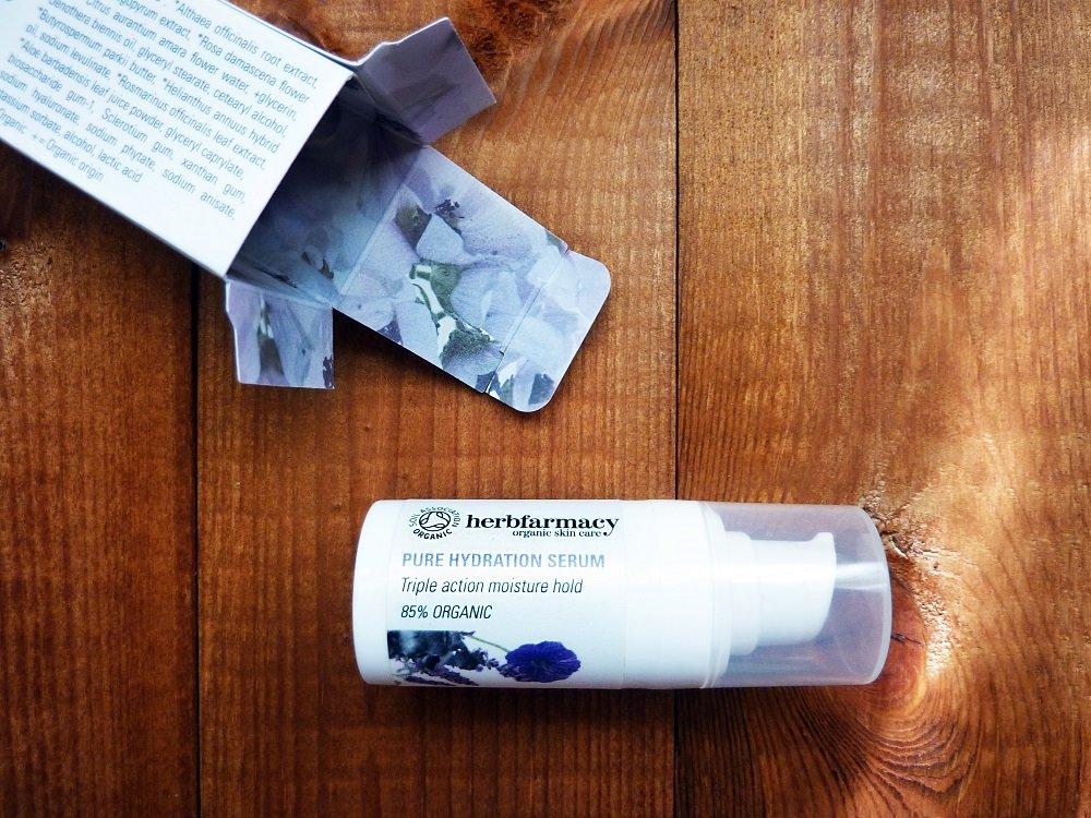 herbfarmacy pure hydration serum 2