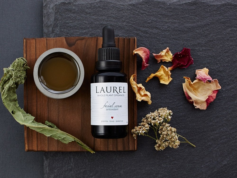 laurel serum