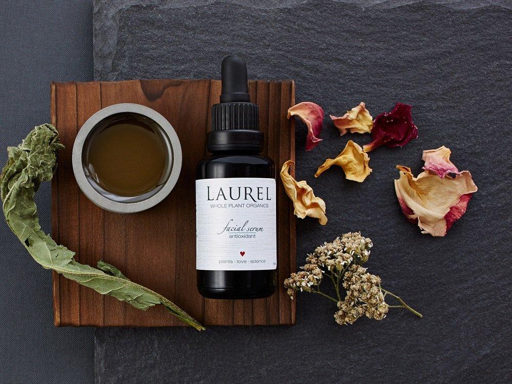 laurel serum
