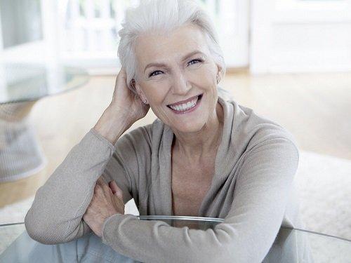 Возрастные модели, или важность хорошего овала лица