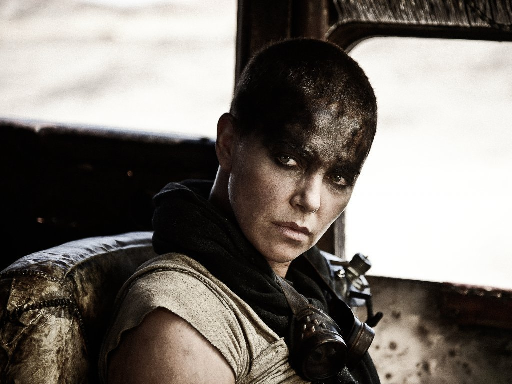 mad max charlize