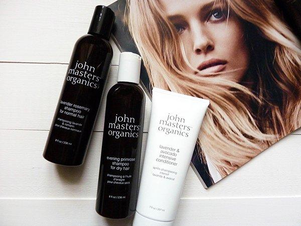 Мой отзыв: средства по уходу за волосами John Masters Organics