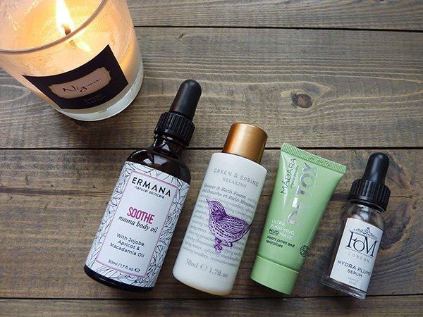 Зеленая Мозаика: тестирую Ermana, Green & Spring, Madara, FoM London Skincare, Nizou