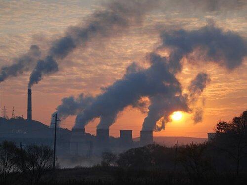 техногенное загрязнение воздуха