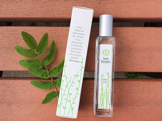 Fresh Therapies — натуральная жидкость для снятия лака для ногтей