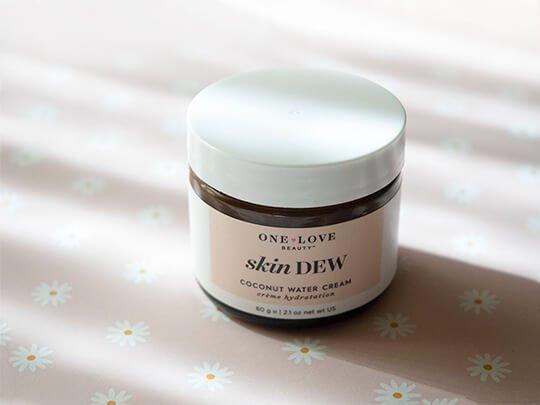 Мой отзыв: увлажняющий крем One Love Organics Skin Dew Coconut Water Cream