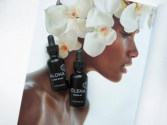 Гавайский колорит и Aloha: экзотические средства для лица Honua Skinare