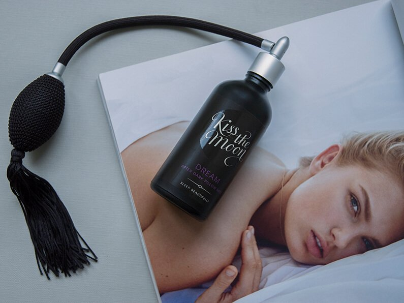 Kiss the Moon Pillow Mist