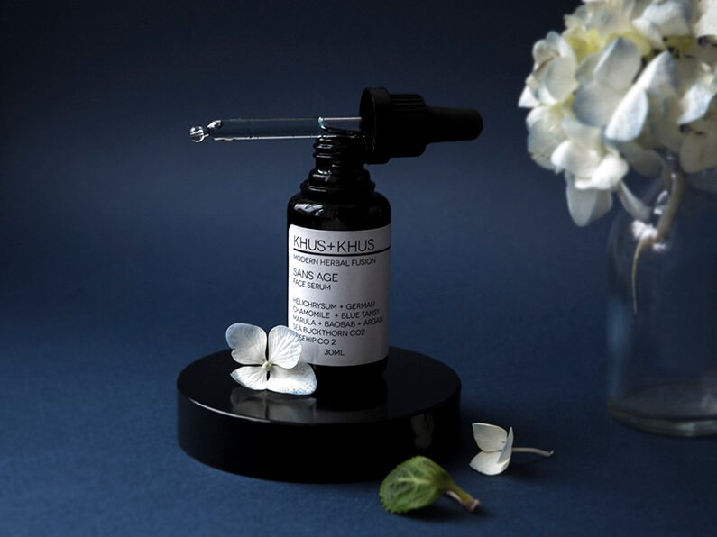 KHUS+KHUS sans age face serum