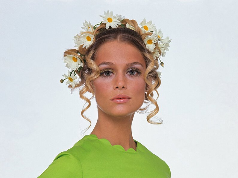 Lauren Hutton by Gianni Penati