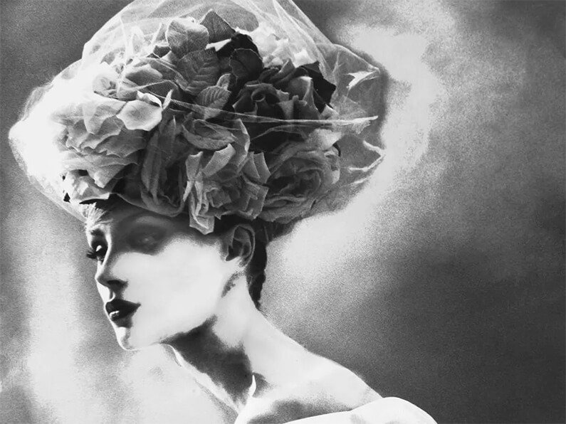 Night Bloom Lillian Bassman