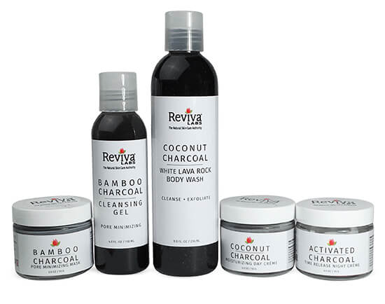 reviva labs charcoal