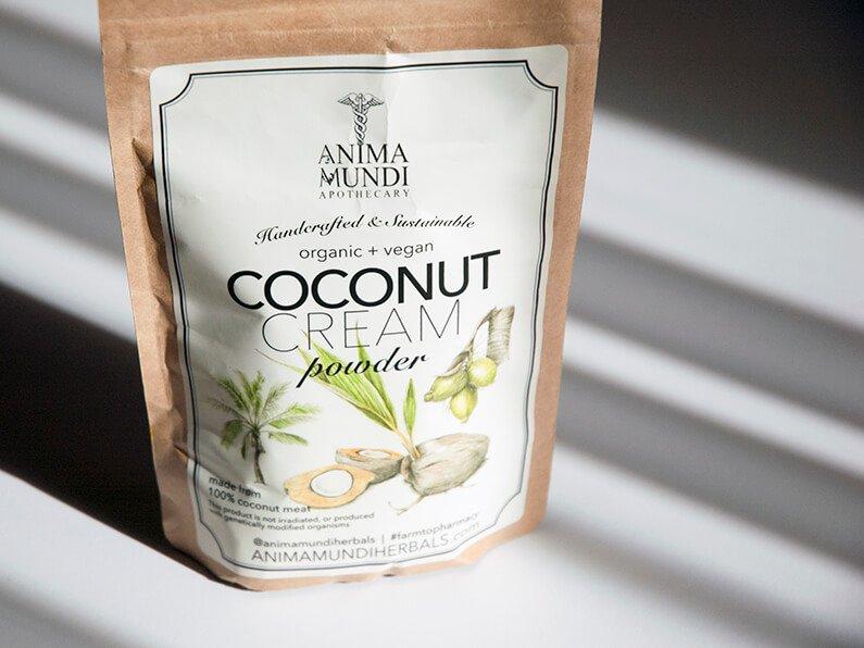 anima mundi coconut cream