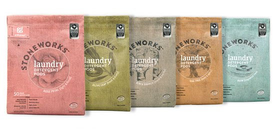 Grab Green Stoneworks Laundry Pods