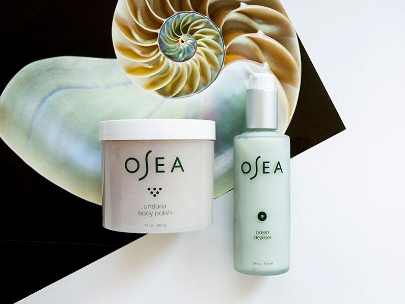 OSEA beauty heroes box