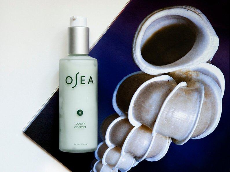 osea ocean cleanser