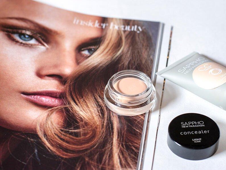 sappho makeup