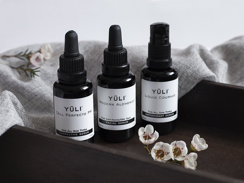 YULI Face Serums