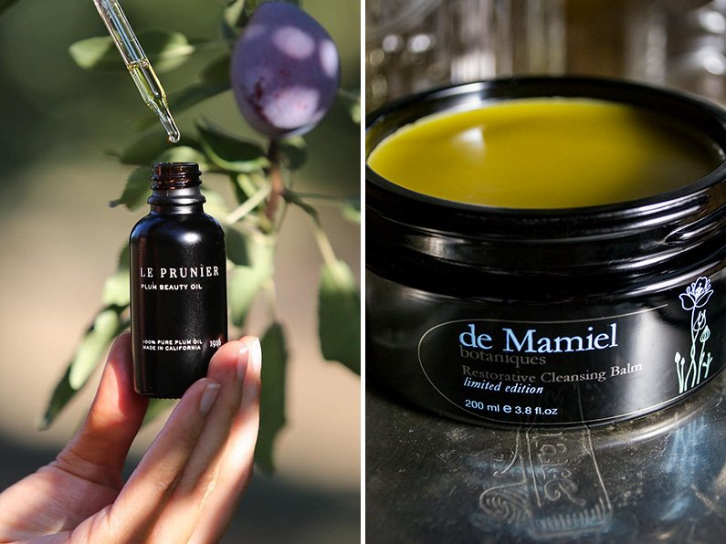 le prunier de mamiel cleansing balm supersize