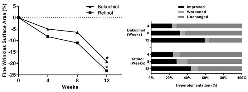 retinol versus bakuchiol