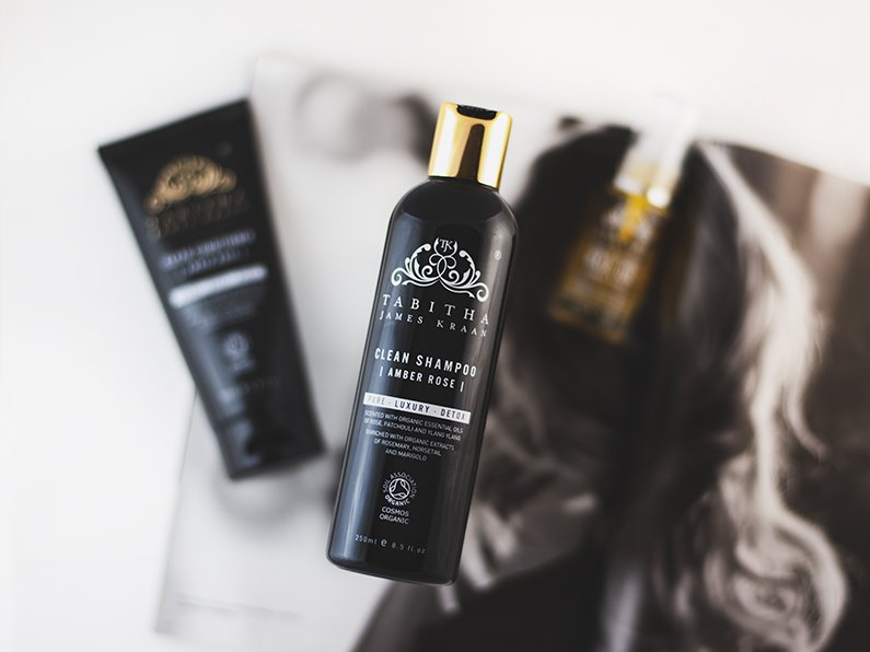 tabitha james kraan clean shampoo
