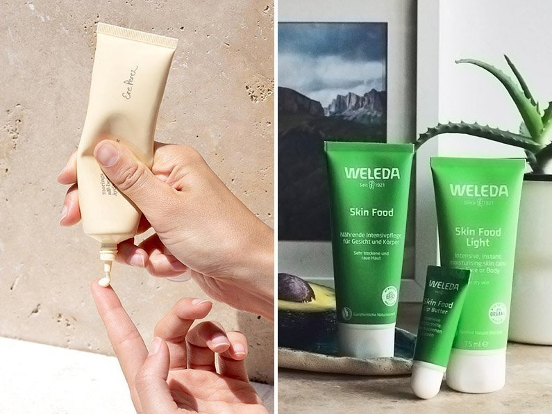 Ere Perez Moringa All-Beauty Crème Weleda Skin Food